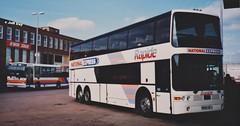 R262 OFJ (jeff.day48) Tags: volvo nationalexpress vanhool 501 rapide parksofhamilton exeterbusstation astrobel b12t r262ofj
