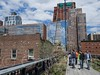 The High Line Elevated Urban Linear Park, Manhattan, New York City (jag9889) Tags: park nyc newyorkcity urban usa ny newyork chelsea unitedstates manhattan unitedstatesofamerica walkway promenade elevated highline linear railwaytracks nycparks 2015 publicpark newyorkcentralrailroad westsideline highlinepark newyorkcitydepartmentofparksrecreation jag9889 aerialgreenway 20150426