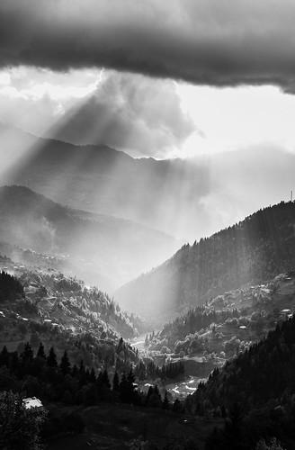 Goderdzi (2025m) – Dieses Licht