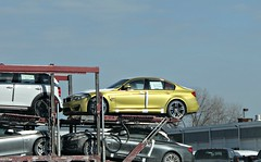 BMW M3 (F80) (SPV Automotive) Tags: green sports car sedan exotic bmw f80 m3