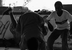 Capoeira (Bruno Romulo) Tags: brazil people blackandwhite bw riodejaneiro nikon capoeira d7100 espaocrianaesperana comunidadecantagalo associaocapoeiraliberdade mestretartaruga