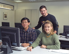 IT Help Desk students (oer_training) Tags: informationsystems healthinformatics ithelpdesk workforcetraining mohealthwins healthcarepathway