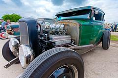 Buick V8 powered Hot Rod at LSRU