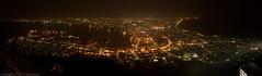[Panorama] Hakodate Night viewing (gemapozo) Tags: japan night hokkaido pentax jp 北海道 日本 townscape 夜景 函館山 函館市 hakodatecity パノラマ合成 645z