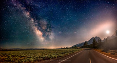Cathedral Group Milky Way (Jerry T Patterson) Tags: park sky night long exposure tour hole parks jackson national astrophotography wyoming teton tetons nationalparks milkyway grandtetonnationalpark tnp gtnp d810 photographyworkshop photographytour nikond810 workhshop