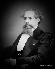 Digital Charcoal Drawing of Charles Dickens by Charles W. Bailey, (Charles W. Bailey, Jr., Digital Artist) Tags: portrait england art chalk drawing fineart digitalart visualarts victorian charcoal writer author novelist charcoaldrawing chalkdrawing charlesdickens alienskin alienskinexposure digitalartist alienskinsoftware topazclean topazdenoise topazdejpeg charleswbaileyjr topazimpression