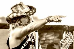Cowboy Brett (JasonHess715) Tags: nikon nikond7000 nikon18200mm milfordct oysterfest concert brettmichaels