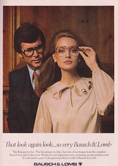 Bausch & Lomb 1978 (moogirl2) Tags: vintage retro vogue 70s 1978 bauschlomb 70sstyle 70sglasses vintageads vintagevogue 70sfashions eyewearads 70seyewear