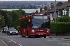 Arriva London Alexander Dennis Enviro200 Dart (ENX6 - LJ61 CKO) 313 (London Bus Breh) Tags: arriva arrivalondon alexander dennis alexanderdennis alexanderdennislimited adl alexanderdennisenviro200dart alexanderdennisenviro200 enviro200dart enviro200 e200dart e200 enx enx6 lj61cko 61reg london buses londonbuses bus londonbusesroute313 route313 chingford kingsheadhill tfl transportforlondon