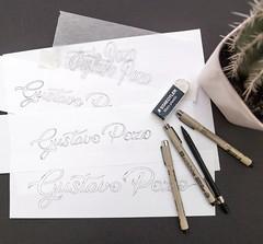 13502776_1071996862835395_8959963324995553447_o (El Calotipo) Tags: design diseo identity identidad businesscards stamp letterpress printing tarjetas logo logotype
