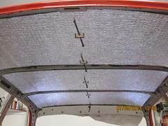 Bow Brackets + Ties (Guger81) Tags: bmw2002 headliner 1976