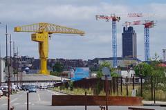 Grues de l'le de Nantes (alexisdupuis) Tags: nantes grues ledenantes hangarbananes