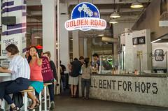 (Lylybell) Tags: red losangeles california downtownla grandcentralmarket goldenroad beer