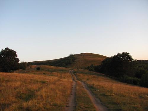 Високата чукла - летен изглед / Summertime view of Visokata čukla