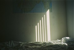 shadowplay (subway rat) Tags: morning light shadow film analog 35mm bed kodak map olympus ishootfilm northside filmcamera shadowplay kodakmax400 analogphotography olympusxa kodakfilm filmphotography shootfilm filmisnotdead filmforever staybrokeshootfilm