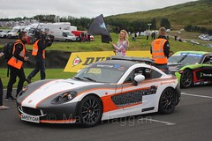 The safety car ahead of Tom Wrigley on the Ginetta GT4 Supercup grid at the BTCC Knockhill Weekend 2016 (MarkHaggan) Tags: knockhill scotland motorracing 2016 motorsport cars racing btcc btcc2016 14aug16 14aug2016 ginetta ginettaracing ginettagt4supercup tomwrigley wrigley robbostonracing safetycar gridgirl gridgirls