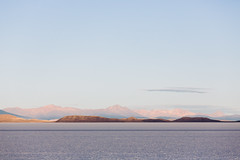 Salar de Uyuni (dataichi) Tags: travel tourism nature sunrise landscape outdoors salt bolivia destination salar altiplano uyuni lipez salardeuyuni