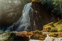 Gollinger Wasserfall, Austria (Sjoerd Veltman, Alkmaar) Tags: 2016 austria exposure fall falls fotografie golling lammertall lang long oostenrijk photography sjoerd sluitertijd veltman wasserfall water waterval