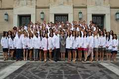 WhiteCoat2016-110 (um.dentistry) Tags: white coat class 2020 dentistry schoolofdentistry universityofmichigan dentist