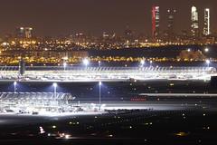 LX2049 MAD-GVA ready for departure runway 36R (mrteeny128) Tags: madrid barajas aeropuerto 36r t4 t4s boliviana swiss ctba