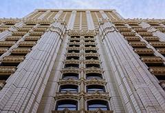 Tulsa Architecture (brev99) Tags: tulsa architecture downtown building sigma185028hsm d7100 topazdetail colorefex windows symmetry