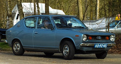 1977 Datsun 1000 LUXE (peterolthof) Tags: 1000 datsun pagrally sidecode3 80pz45