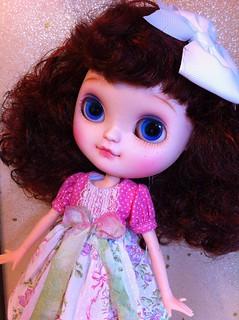 Lola my custom Icy doll