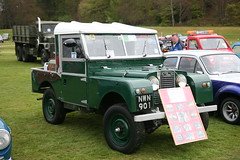 1956 Series One Land Rover (grobertson4) Tags: classic car one rover land series forres