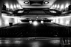 Ghost Light @ The Paramount, Asbury Park (DazerVin Photography) Tags: park new light weird ghost jersey asbury paramount