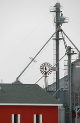SAM_6944 (WORLDS APART PHOTO) Tags: rural industrial farming elevator grain windmills grainelevator windpower windmillwednesday