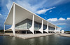 The Palacio do Planalto (Nomadic Vision Photography) Tags: summer brazil southamerica architecture contemporary brasilia modernist expedia oscarniemeyer palaciodoplanalto jonreid tinareid nomadicvisioncom
