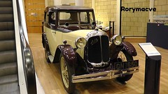 1931 Austin Seven Swallow (Rorymacve Part II) Tags: auto road bus heritage cars sports car truck austin automobile estate transport historic motor saloon compact roadster motorvehicle austinseven worldcars austinsevenswallow