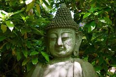 根津美術館 Nezu Museum (ELCAN KE-7A) Tags: green japan museum garden tokyo image pentax buddhist fresh 日本 東京 美術館 nezu 2015 新緑 庭園 根津 ペンタックス k−5ⅱs 石仏 仏像