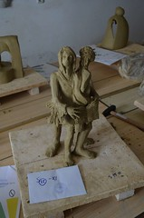 """lucrari sculptura olimpiada  2015-21 • <a style=""""font-size:0.8em;"""" href=""""http://www.flickr.com/photos/130044747@N07/17243168975/"""" target=""""_blank"""">View on Flickr</a>"""