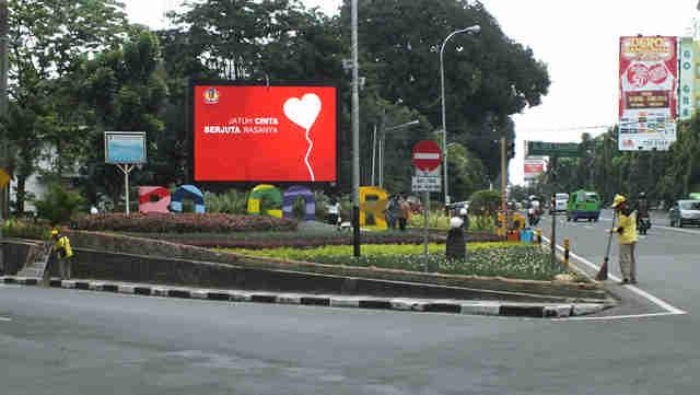 Taman Perlintasan Bogor