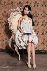 Kyori Sato Empress Room (Verle.) Tags: flowers wedding white love fashion one dolls day dress room empress pure royalty sato the moet chandon kyori
