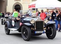 1928 Lancia Lambda Torpedo (Alessio3373) Tags: oldtimer oldcars classiccars vintagecars lancia lambda millemiglia lancialambda historiccars millemiglia2015 lambdatorpedo lancialambdatorpedo
