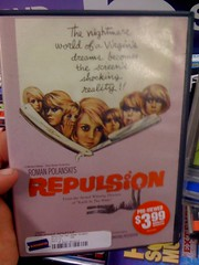 Repulsion (electrofreeze) Tags: movie dvd repulsion romanpolanski