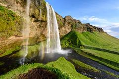 Seljalandsfoss (Ricardo Martinez Fotografia) Tags: landscape waterfall iceland islandia nikon europa paisaje seljalandsfoss cascada skgar d810 ricardomartinez