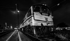 Night Train (mcalma68) Tags: night train longexposure thailand lightning