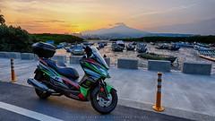 Bali Dist., New Taipei City, Taiwan (R.O.C.) () Tags: bali dist new taipei city roc              canon 5diii 5d2 ef1635mm f28l          sunrise  taiwan kawasaki j300