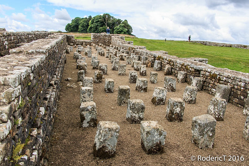 20160714-IMG_6491 Housesteads Roman Garrison Fort Hadrians Wall Northumberland.jpg