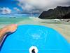 DSCN1344 (reflective perspicacity) Tags: oahu hawaii hawaiian vacation honolulu waiman waimanalo beach kailua lanikaibeach waimanalobeach nikond300 july2016