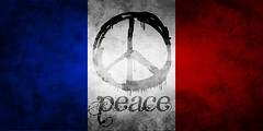 Nice (Jackie XLY) Tags: nice peace france love french flag frenchflag bastille bastilleday