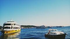 #stanbul #bosphorus (muratzde) Tags: istanbul bosphorus