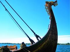 Draken Harald Harfrage (imposible?) Tags: toronto harbourfront drakenharfrage norway drakenexpedition2016 vikings atlanticcrossing historical vikingship dragon