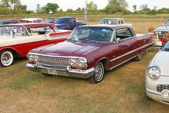 1963 Chevrolet Impala SS hardtop (carphoto) Tags: 1963chevroletimpalass2doorhardtop supersport richardspiegelmancarphoto townsendcruise2016