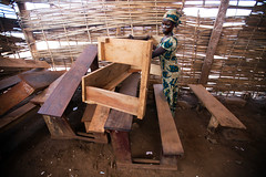 Aftermath of clashes at the PoC in Juba (Albert Gonzalez Farran) Tags: idp juba southsudan clashes internallydisplacedpeople violence war jubek