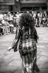 TheDancer3 (Clive Varley) Tags: dancer entertainers bw lightroom44 gimp293partha niksilvxpro2erfe