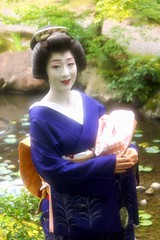 -4 (nobuflickr) Tags: 20160718dsc03239   fukuteru    maiko  geiko   kyoto japan miyagawachou